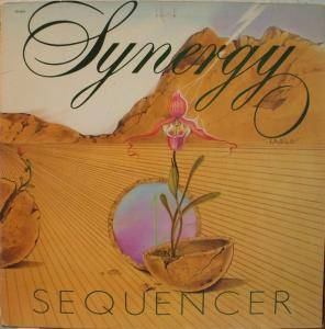 Synergy: Sequencer - Cover
