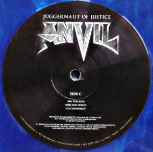 Anvil: Juggernaut Of Justice (2-LP) - Bild 5
