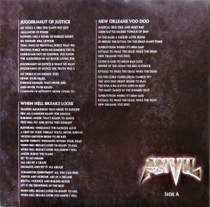 Anvil: Juggernaut Of Justice (2-LP) - Bild 9