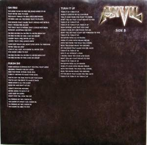 Anvil: Juggernaut Of Justice (2-LP) - Bild 10