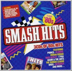 Smash Hits - The '80s - Cover