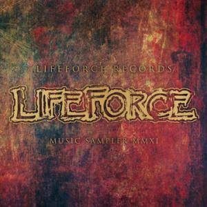 Cover - Hackneyed: Lifeforce Records: Free Music Sampler MMXI