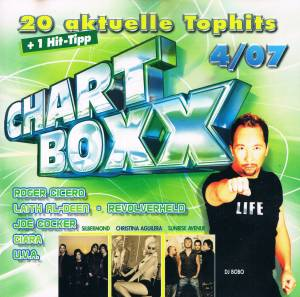 Cover - P. Diddy Feat. Keyshia Cole: Chartboxx 2007/04