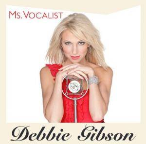 Cover - Debbie Gibson: Ms. Vocalist