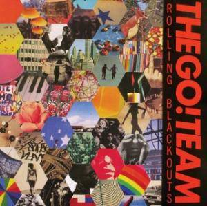 The Go! Team: Rolling Blackouts - Cover