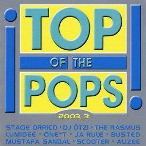 Cover - Star Search-The Kids: Top Of The Pops 2003_3