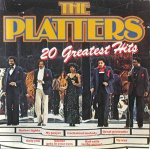 The Platters: 20 Greatest Hits - Cover