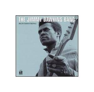 Cover - Jimmy Dawkins: Blisterstring