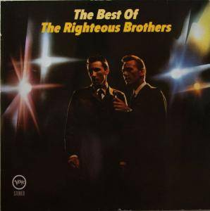 The Righteous Brothers: Best Of, The - Cover
