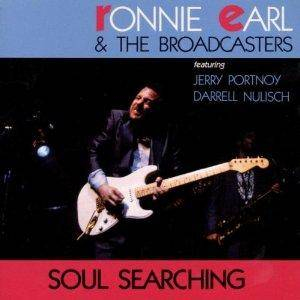 Cover - Ronnie Earl & The Broadcasters: Soul Searching