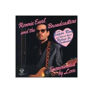 Cover - Ronnie Earl & The Broadcasters: Surrounded By Love