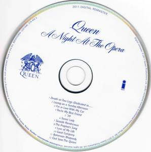 Queen: A Night At The Opera (CD) - Bild 5