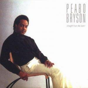 Cover - Peabo Bryson: Straight From The Heart