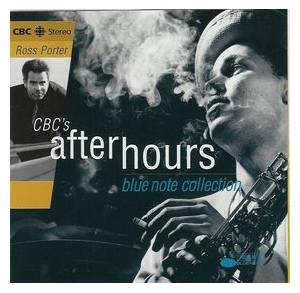 Cover - Holly Cole Trio: CBC's After Hours Blue Note Collection