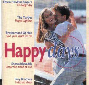 Happy Days. - Cover