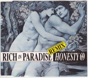 Honesty 69: Rich In Paradise - Cover