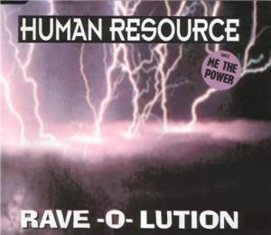 Cover - Human Resource: Rave-O-Lution