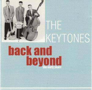 Keytones: Back And Beyond - The Early Years - Cover