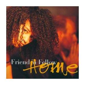 Cover - Friend 'n Fellow: Home