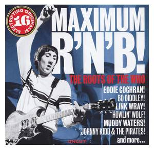 Cover - Otis Blackwell: Maximum R'n'b! - The Roots Of The Who - 16 Electrifying Originals!