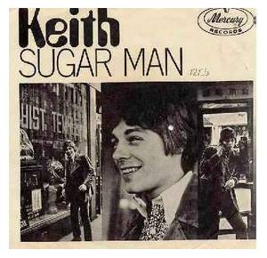 Cover - Keith: Sugar Man