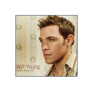 Cover - Will Young: From Now On