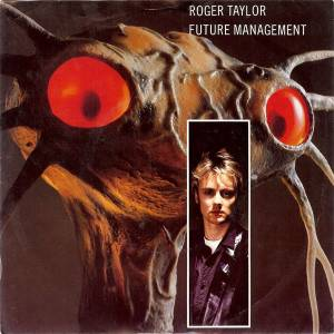 Cover - Roger Taylor: Future Management