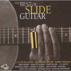 Cover - Hound Dog Taylor: Best Of Slide Guitar