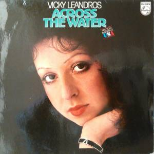 Cover - Vicky Leandros: Across The Water