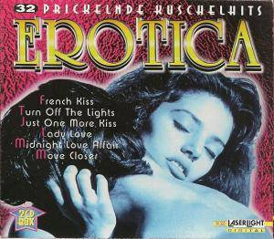 Cover - France Joli: 32 Prickelnde Kuschelhits - Erotica & Erotic Pop Songs