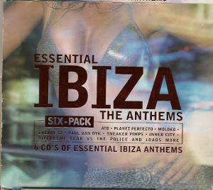 Cover - Black Magic: Essential Ibiza - The Anthems