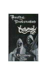 Cover - Nocturnal: Thrashing Rage