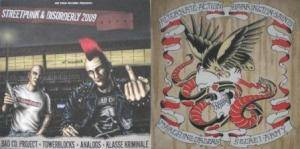 Streetpunk & Disorderly 2009 / Longshot Promo EP #2 - Cover
