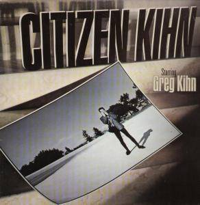 Cover - Greg Kihn: Citizen Kihn