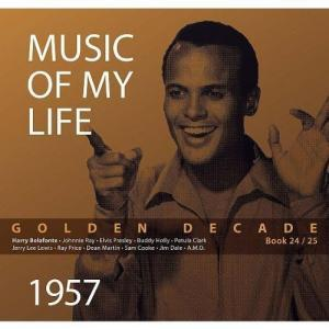 Music Of My Life - Golden Decade Book 24 / 25 - Cover