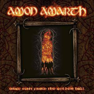 Amon Amarth: Once Sent From The Golden Hall (CD) - Bild 1