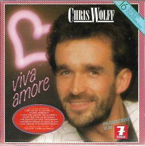 Cover - Chris Wolff: Viva Amore