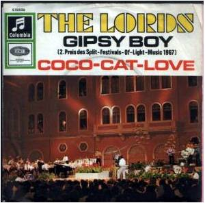 Cover - Lords, The: Gipsy Boy