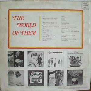 Them: The World Of Them (LP) - Bild 2