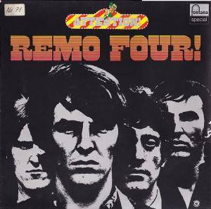 Cover - Remo Four, The: Attention! Remo Four!