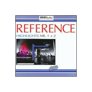 Cover - Ray Brown, Monty Alexander, Johnny Griffin, Martin Drew: Reference Highlights Nr. 1 & 2