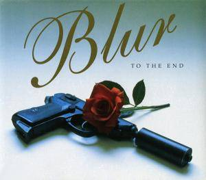 Blur: To The End - Cover