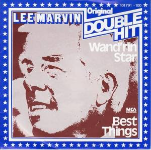 Cover - Lee Marvin: Wand'rin Star