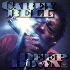 Cover - Carey Bell: Deep Down
