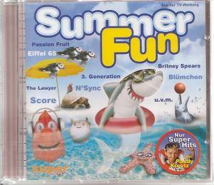 Cover - Moorhuhn Feat. Wigald Boning: Summer Fun