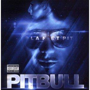 Pitbull: Planet Pit - Cover