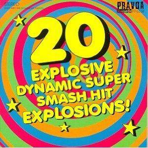 Cover - Poster Children: 20 Explosive Dynamic Super Smash Hit Explosions!
