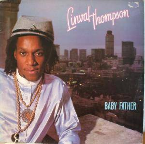 Cover - Linval Thompson: Baby Father