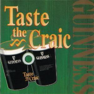 Taste The Craic - Cover