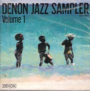 Denon Jazz Sampler Volume 1 - Cover
